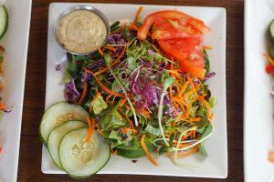 special greens salad
