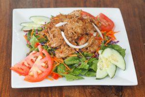 BBQ Chicken - Plant Protein Salad